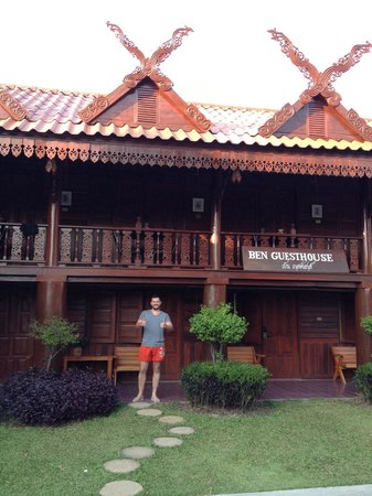 Ben Guesthouse: Lovely guesthouse!!