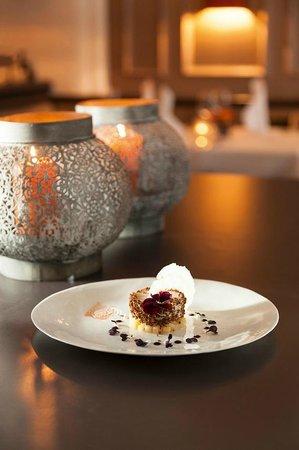 Hotel Bachmair Weissach : Laulenzi-Food