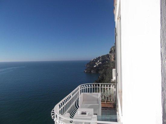 Hotel La Ninfa: Vista desde la habitacion