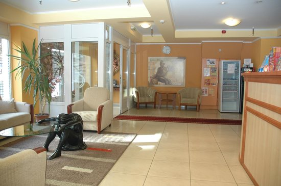 Atlantic Hotel: Lobby