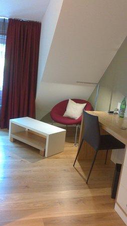 Kaisergarten Hotel & Spa Deidesheim: Standard DZ