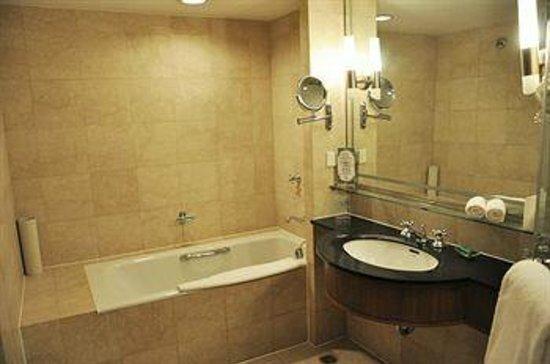 Grand Mercure Beijing Central: バスルームは清潔でした