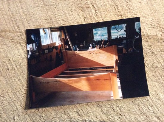 My Minds Design: First bed 2003