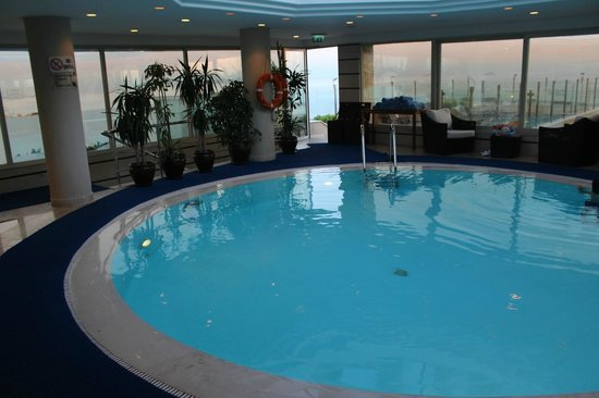 Best Western Plus The President Hotel: У отеля небольшой, но достойный спа салон