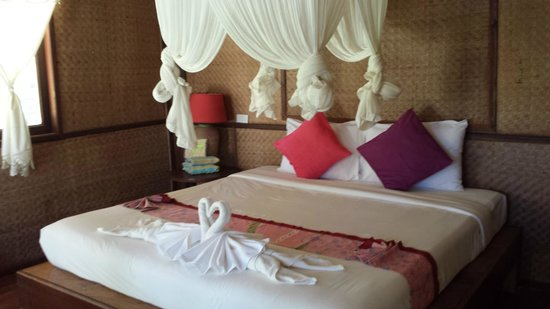 Thapwarin Resort: Номер в день приезда