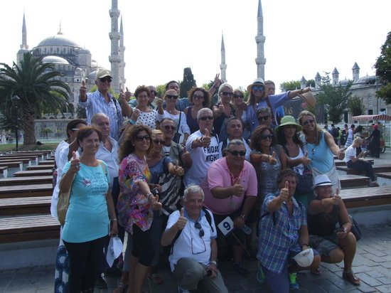 Cengo Travel : grouppo di Mammone