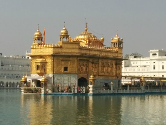 Temple d'or : The Golden Temple