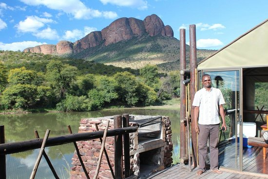 Marakele National Park : Camps have adequate facilities