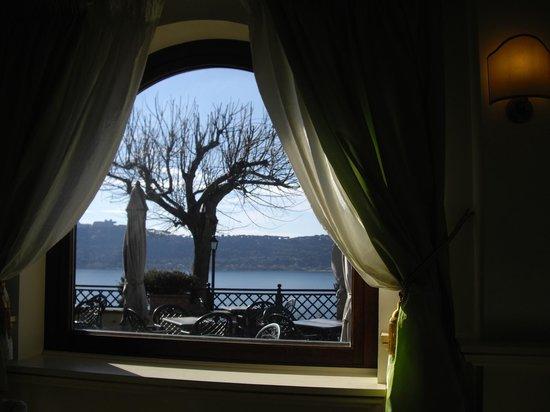 Hotel Villa degli Angeli : Vista sul lago