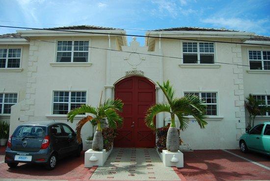 Rosalie Apartments Barbados Christ Church Parish