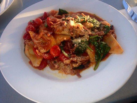 Mia Cucina: Braised lamb stuff risotto
