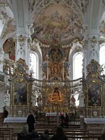 Andechs Monastery: Main Alter