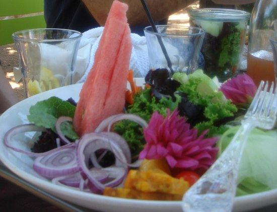 Babel Restaurant: Garden Salad of the Day