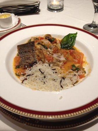 Restaurante Grano de Oro: Robalo/Snook