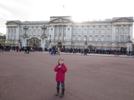 Buckingham Palace : very nice palace