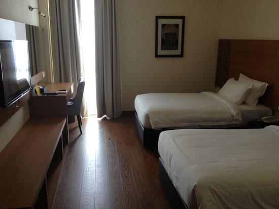 Swan Garden Hotel : Twin Bed Delxue Room