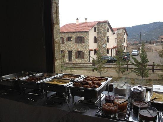 Tagli Resort & Spa: breakfast