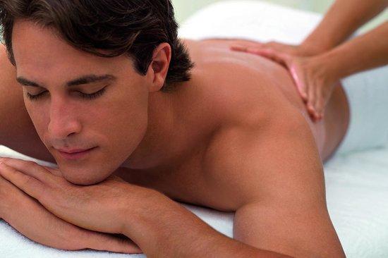 Thermes Marins de Cannes: Massage du corps