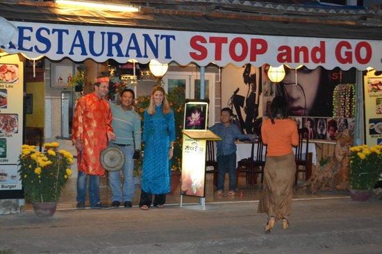 Stop & Go Restaurant