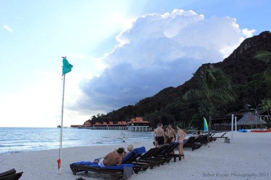Berjaya Langkawi Resort - Malaysia: Beach