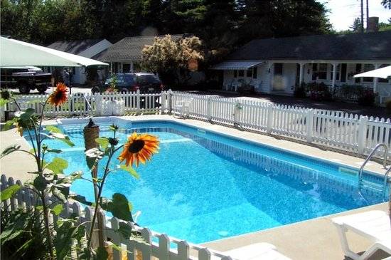Will's Inn: Wills Inn Chlorine Free Pool