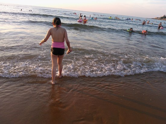 Weihai International Bathing Beach: 好