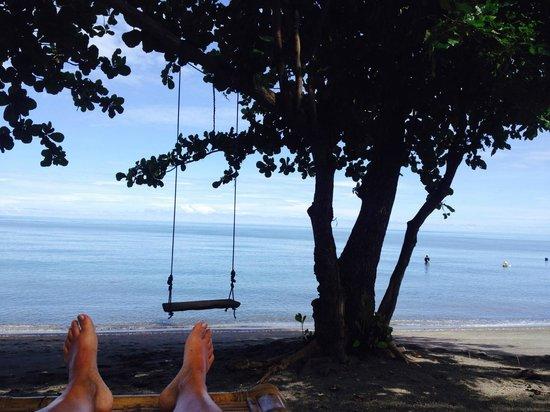 Rinjani Beach Eco Resort: Chillin'