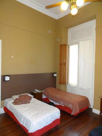 Ritz Hostel : Triple room