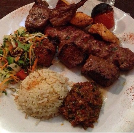 Ottoman Turkish Newcastle: Lovely food