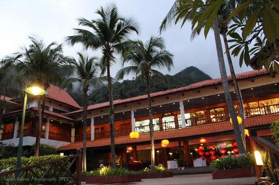 Berjaya Langkawi Resort - Malaysia: Japanese Restaurant
