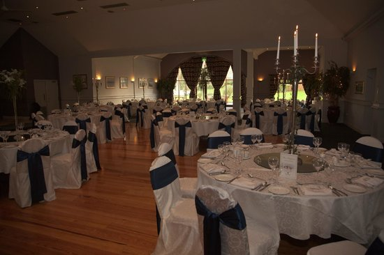 Mill Park Hotel: function room