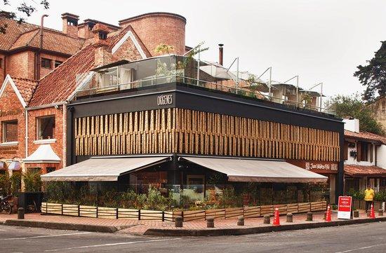 Juan valdez cafe origenes bogota restaurant reviews for Almacenes decoracion bogota