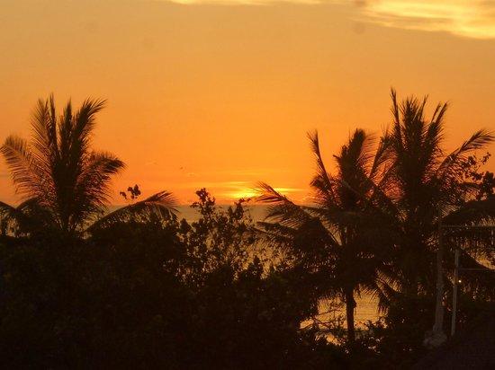 Kuta Seaview Boutique Resort & Spa: Puesta de sol, sunset