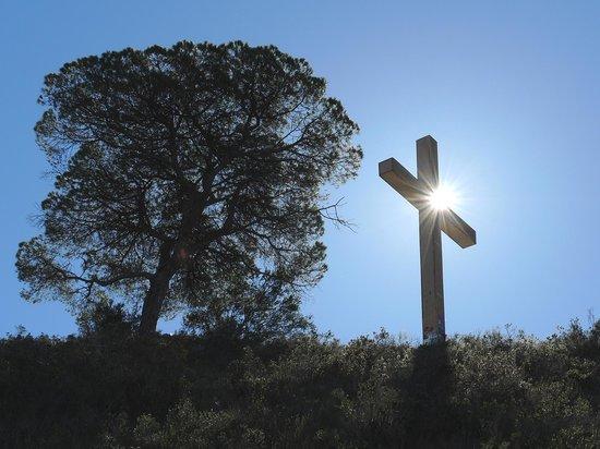 MedPlaya Hotel Rio Park: The Cross