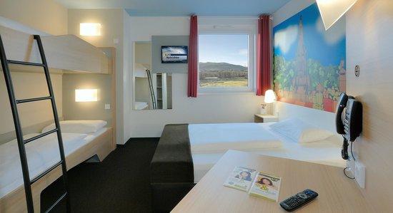 B And B Hotel Freiburg Sud