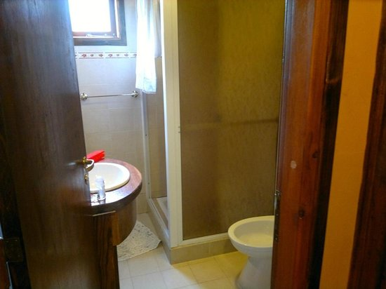 Hosteria Hainen: Baño