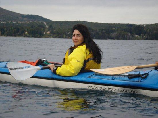 Cuadrante Sur Kayak Bariloche: KAYAK EN BARILOCHE