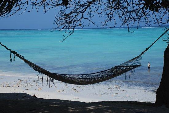 Ras Nungwi Beach Hotel : Hammock