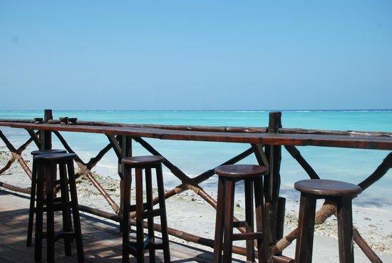 Ras Nungwi Beach Hotel : Jahazi Bar