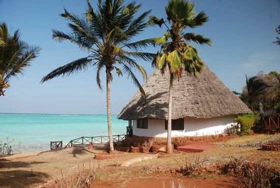 Ras Nungwi Beach Hotel : A cottage