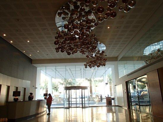 Isrotel Dead Sea Hotel & Spa: холл