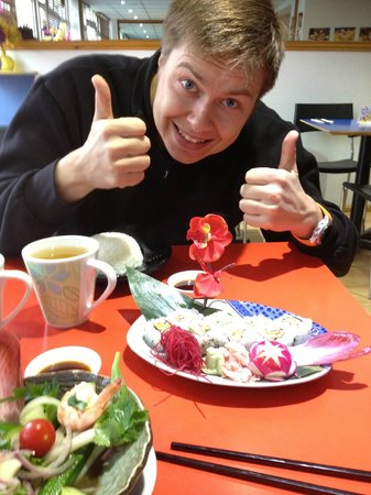 Zaibatsu : Fantastic sushi