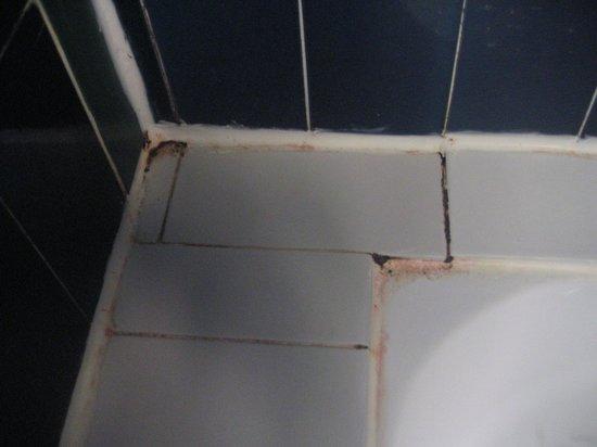 Club Vacanciel Pralognan-la-Vanoise: douche salle de bains