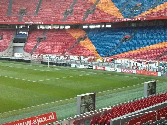 Amsterdam ArenA : le stade