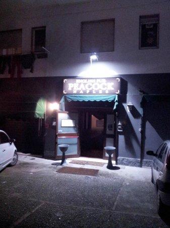 Peacock English Pub