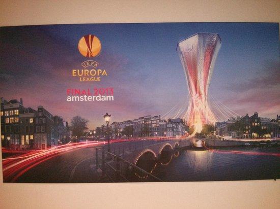 Amsterdam ArenA: uefa