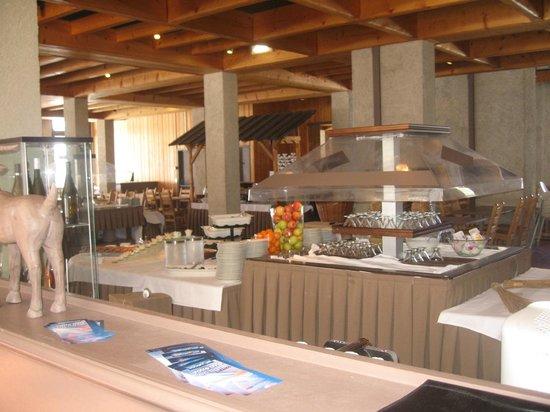Hotel Club Vacanciel Pralognan-la-Vanoise: salle à manger