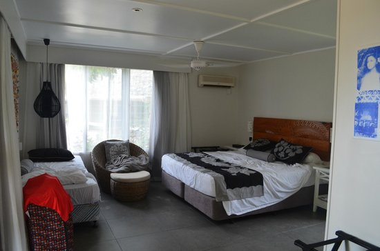 Manuia Beach Resort: bedroom