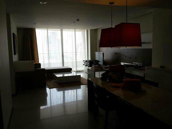 Anantara Sathorn Bangkok Hotel: salon