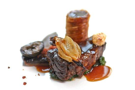 La Trompette: Ribeye & Shortrib of Beef